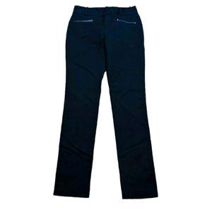 Calvin Klein black legging work pants size 0 Small